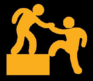 Logo de Peach Coaching, plateforme de coaching par financement participatif